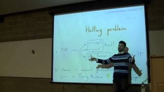 Universal Turing Machine, Paradoxes, Halting Problem