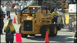 Skid Steer Smackdown Prove It Tour - Las Vegas World of Concrete Prelims