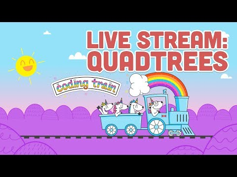 Live Stream #128: Quadtrees