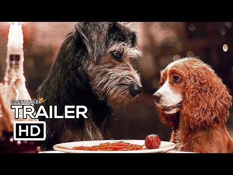 None - 'Lady and The Tramp' Live Action Trailer Is Out!
