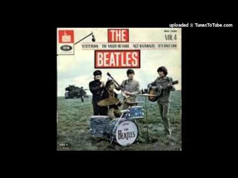 The Beatles - The night before
