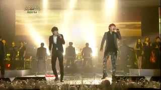 [HIT] 불후의 명곡2-성규(Sung Kyu) &우현(Woo Hyun) - 해뜰날.20121222