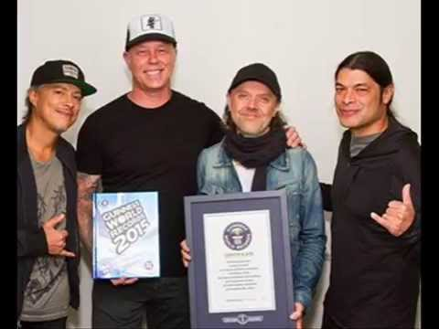 Metallica set World Record! – Chimaira is done – Vext back in Divine Heresy – Favorite Weapon