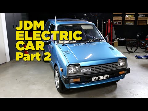 JDM Electric Turd - Part 2