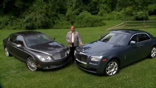 Road Test: 2010 Rolls Royce Ghost