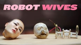 China Builds Robot Wives | CCP Robot Overlords | Tech News