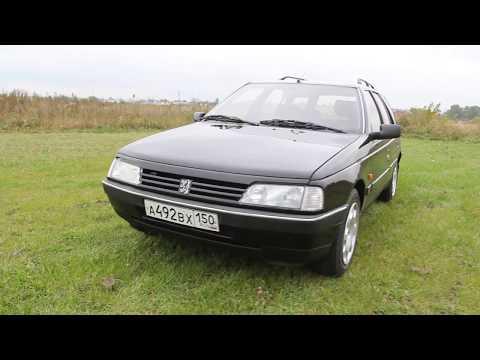 Блог перекупа: круговой обзор подготовленного к продаже Peugeot 405