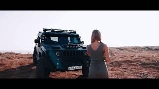 Hummer h2 взгляд со стороны девушки