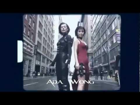 Resident Evil Retribution (Ada, Leon, Barry)