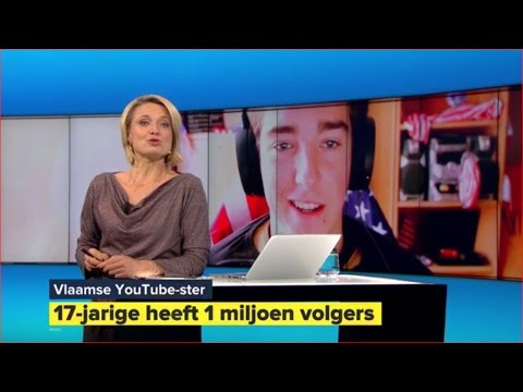 MOJOONPC ON BELGIUM TV  (DEREDACTIE)