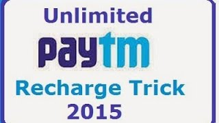 Paytm app with earn unlimited money for free recharge 100% working (offer expired now)