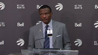 Raptors Post-Game: Dwane Casey - March 25, 2018 thumbnail