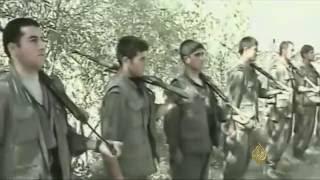 إيران تعدم أكرادا سنة لانتمائهم لجماعة التوحيد والجهاد