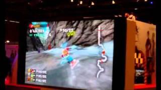 Adrenalin Misfits Kinect gameplay Gamescom 2010 -