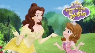 Bela em Princesinha Sofia