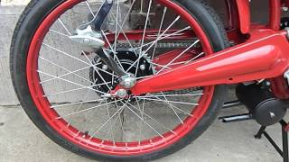 Moto Guzzi Cardellino Sport