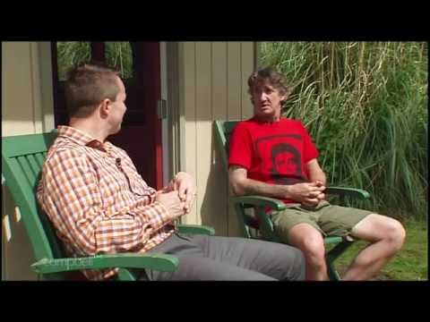 Brett Sutherland's Tiny House interview on Campbell Live, TV3 New Zealand