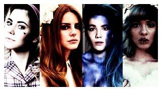 Lana / Marina / Melanie / Halsey - Young Burning Dolls (OHellKitty Mashup) [REUPLOAD]