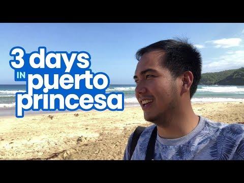 3 Days in Puerto Princesa, Palawan: Sample Itinerary