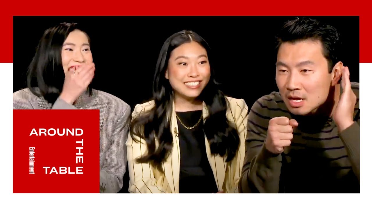 'Shang-Chi' Cast & Director Had a Real-Life Karaoke Party | Around the Table