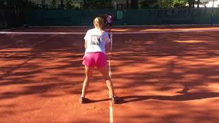 Emelie Schwarte Womens Tennis (Spring 2019)