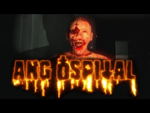 Ang Ospital | Filipino Made Horror Game | Full Game (Fixed Audio)