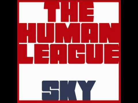The Human League - Sky (Martin Brodin remix)