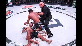 Bellator 205 Highlights: A.J. McKee Rocks John Macapa - MMA Fighting