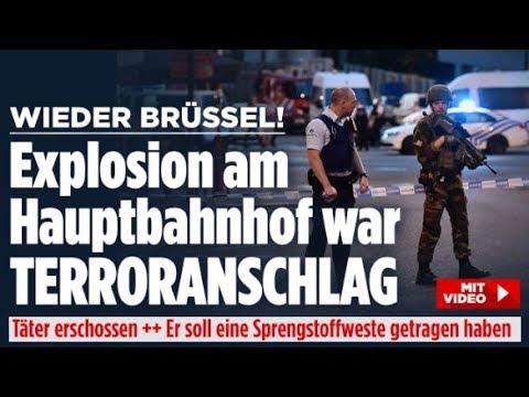 Terror-Anschlag in Brüssel / Nazi-Silber in Argentinien / Thailand - Aktuelle Nachrichten 21.6.17