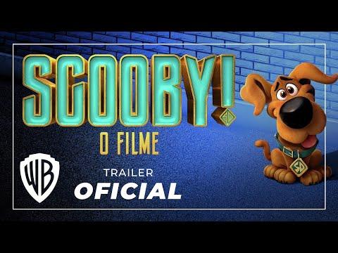 TRAILER OFICIAL SCOOBY! O FILME (DUBLADO)