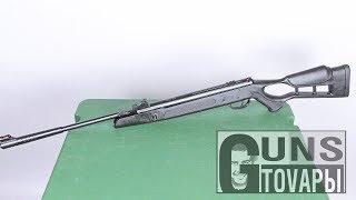 hatsan Striker Edge с газовой пружиной, распаковка пневматической винтовки