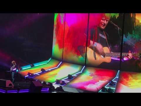 Ed Sheeran Divide Tour @ Capital One Arena 9.19.17 Part 3