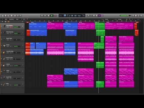 Love Broke Thru Instrumental  Original  ToMac