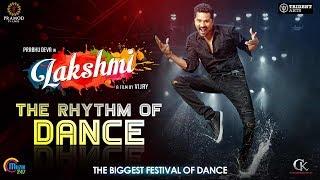 Lakshmi | The Rhythm of Dance | Prabhu Deva, Ditya Bhande, Aishwarya Rajesh| Sam CS | Vijay | Jecin