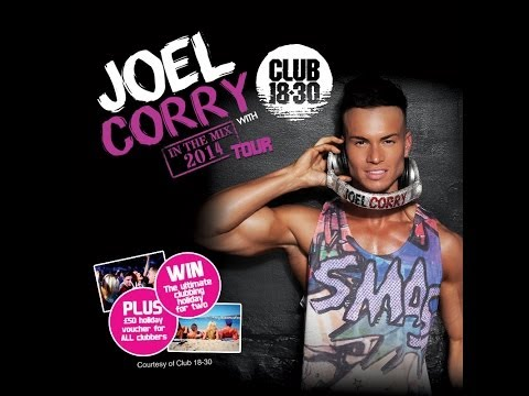 Joel Corry 'In The Mix Tour' 2014