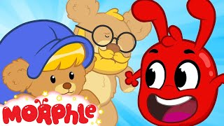 Teddy Bear Takeover - My Magic Pet Morphle | Cartoons For Kids | Morphle TV | BRAND NEW