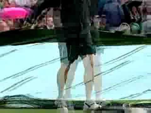 Serena Williams 4th Rnd Wimbledon 2007