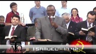 Minimizado pelos Homens Maximizados por Deus - Rev Francisco Sebastião