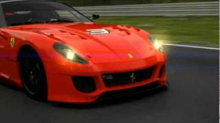 FERRARI THE RACE EXPERIENCE Game Trailer
