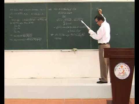 Bài Bất đẳng thức Cauchy-Schwarz (P2) - Thầy Nguyễn Anh Trường