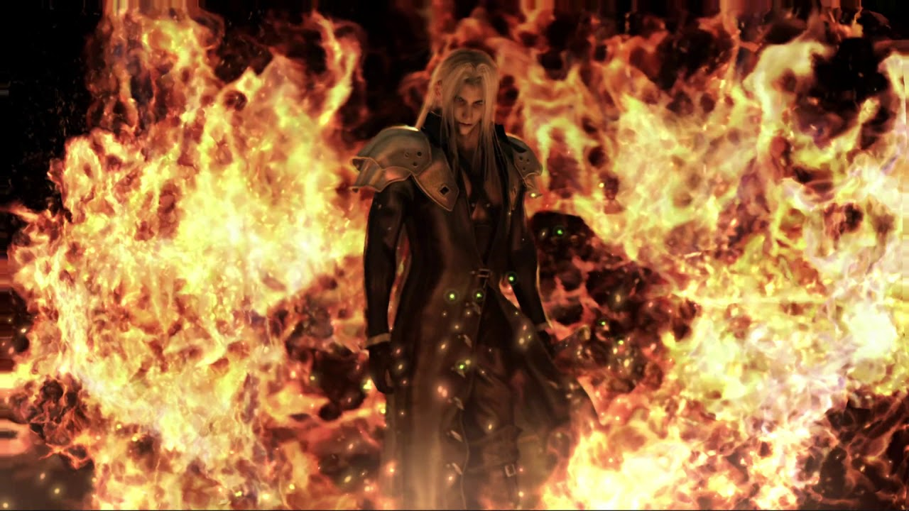 Animated sephiroth one winged angel final fantasy vii wallpaper animated sephiroth one winged angel final fantasy vii wallpaper wallpaper engine altavistaventures Gallery