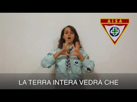 Canto di Vittoria (LIS)
