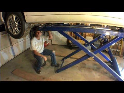 Harbor Freight 6000 lb Scissor Lift