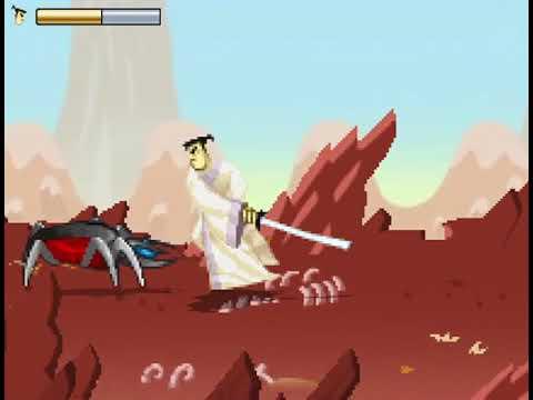 Ye Olde CN Games - Samurai Jack: Desert Quest