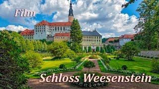 Schloss Weesenstein / Замок Веезенштайн(Замок Везенштайн — средневековый в своей основе замок в немецкой общине Мюглицталь в федеральной земле..., 2016-11-24T13:26:50.000Z)