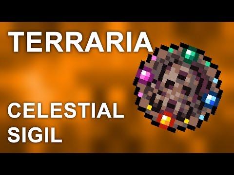 Terraria 1.3 CELESTIAL SIGIL - No More Pillars!