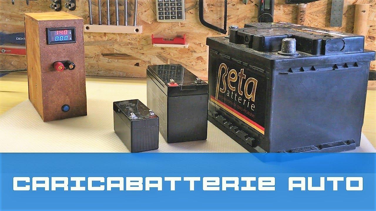 Schema Elettrico Per Carica Batterie Al Litio : Caricabatterie 12v autocostruito youtube
