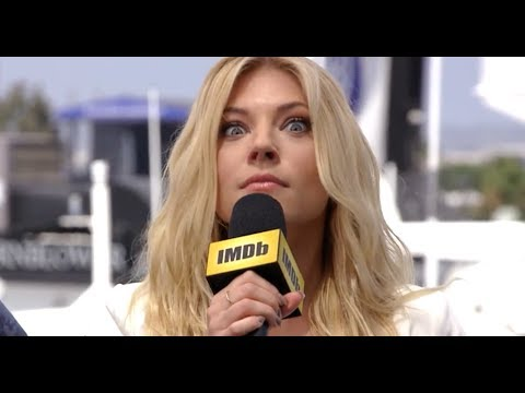 Katheryn Winnick s Off Her Superpowers  IMDb EXCLUSIVE