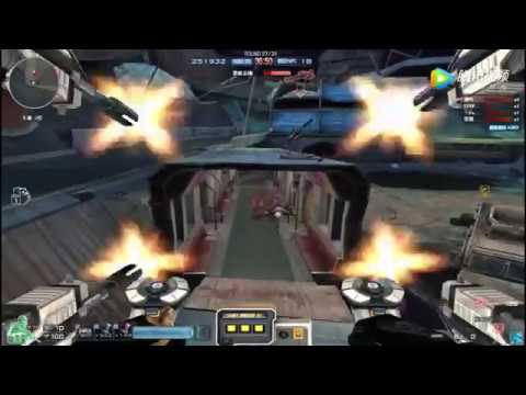 CrossFire: AN-94 Knife-Spaceship (VIP) AI Mode
