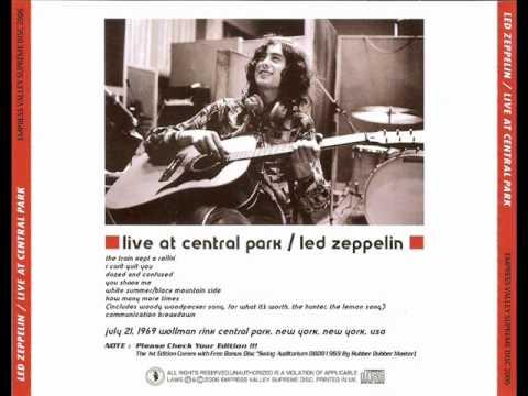 You Shook Me  Led Zeppelin  New York 19690721